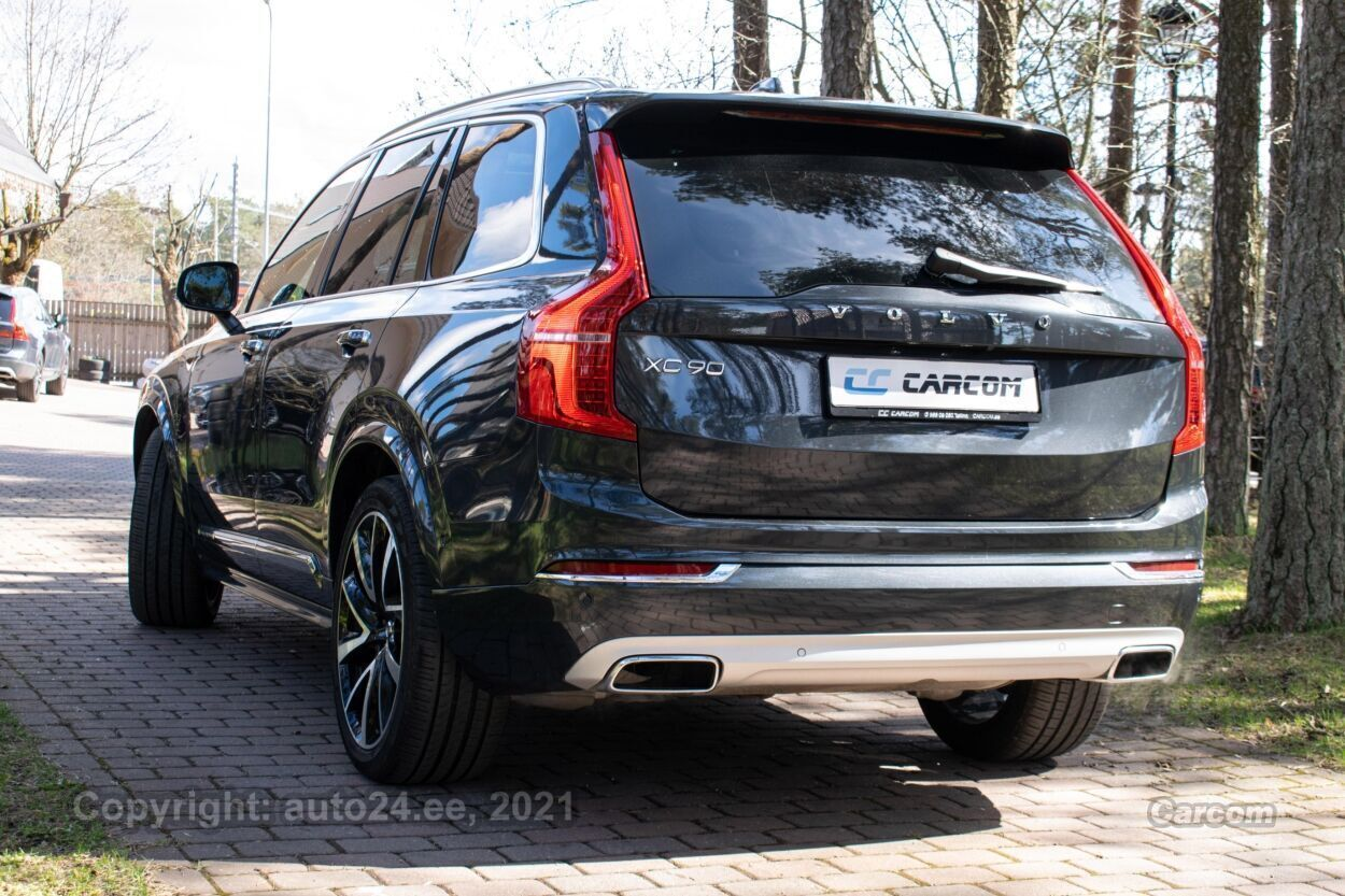 Volvo XC90 7K Inscription Intelli PRO Xenium Winter FULL 2.0 T6 AWD  228 kW