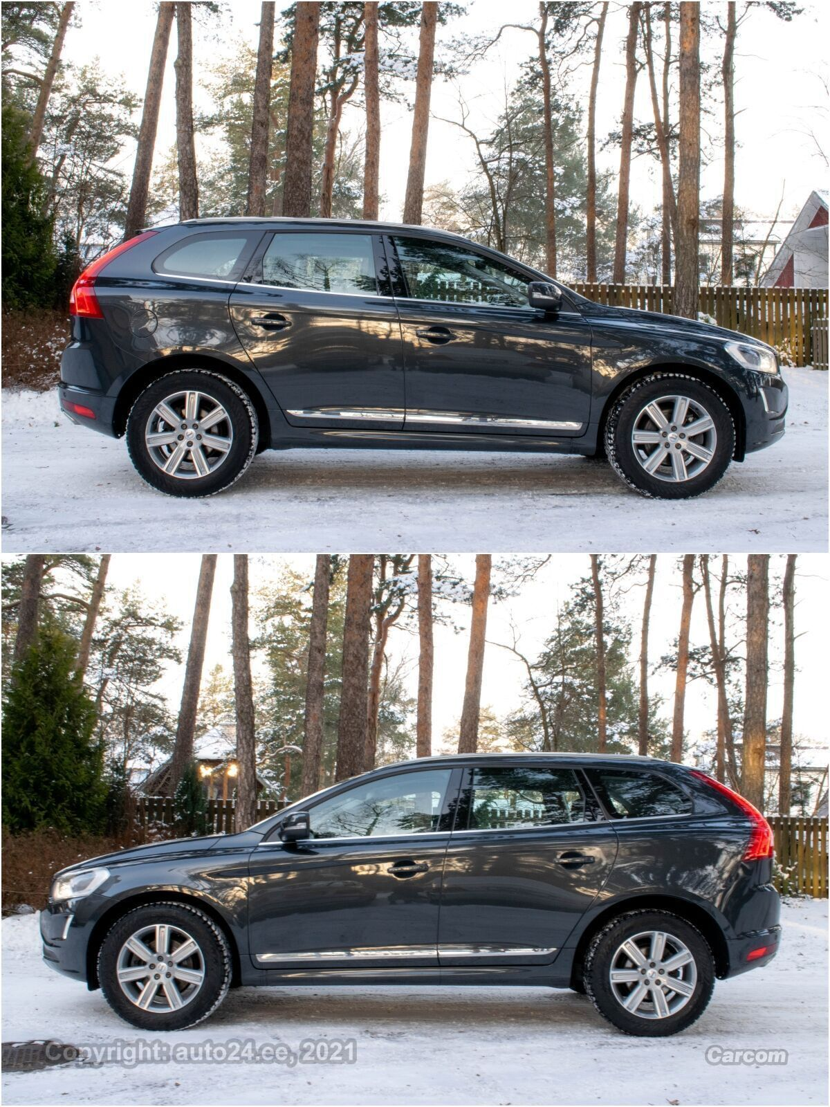 Volvo XC60 AWD Summum Intelli Safe PRO Xenium 2.4 D5 MY2017 162kW