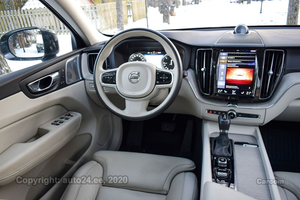 Volvo XC60 AWD Inscription Intelli Winter Xenium Fullopt 2.0 D5 173kW