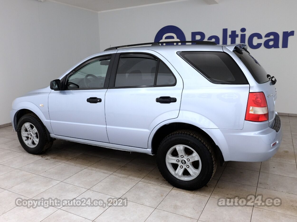 Kia Sorento Comfort 2.4 102 kW - Photo 4