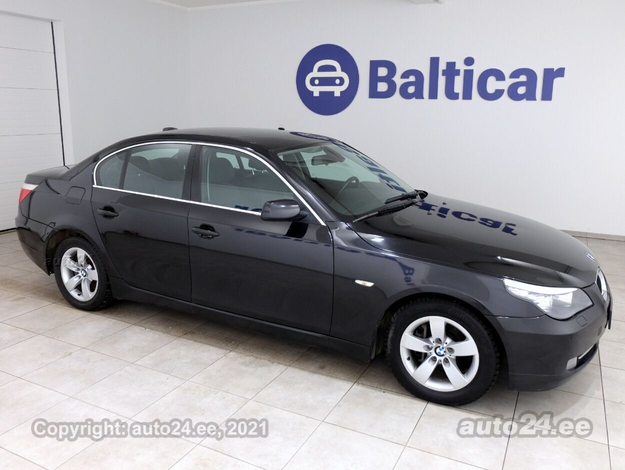 BMW 520 Facelift ATM 2.0 D 130 kW - Photo 1
