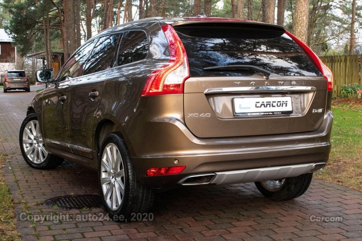 Volvo XC60 AWD Inscription Intelli Safe PRO Winter 2.4 D4 140kW