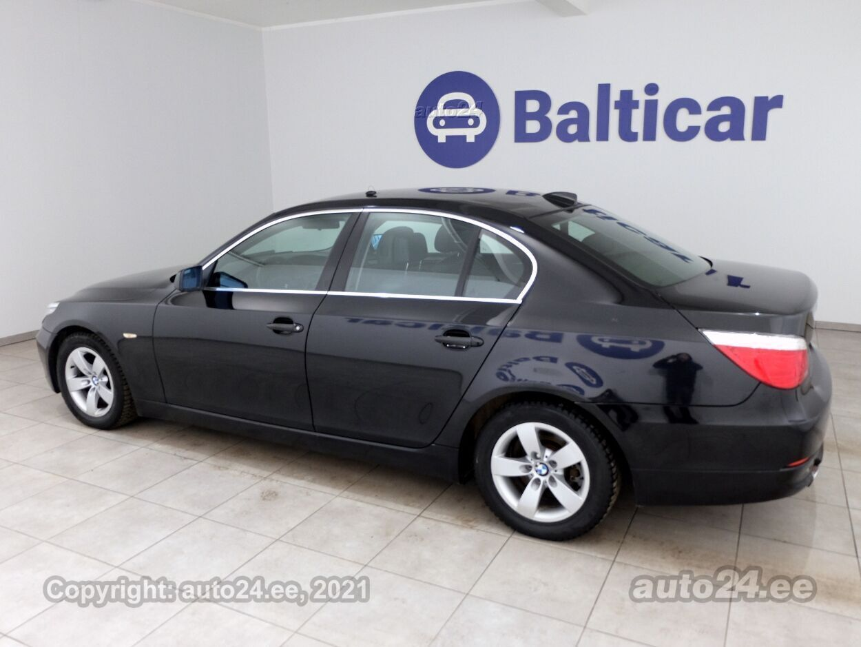 BMW 520 Facelift ATM 2.0 D 130 kW - Photo 4