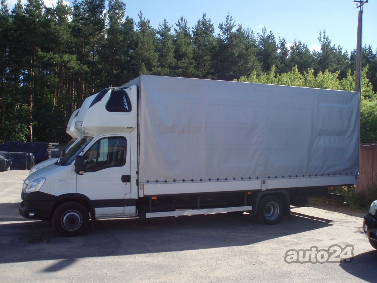 Iveco Daily 3.0 TDI 125kW