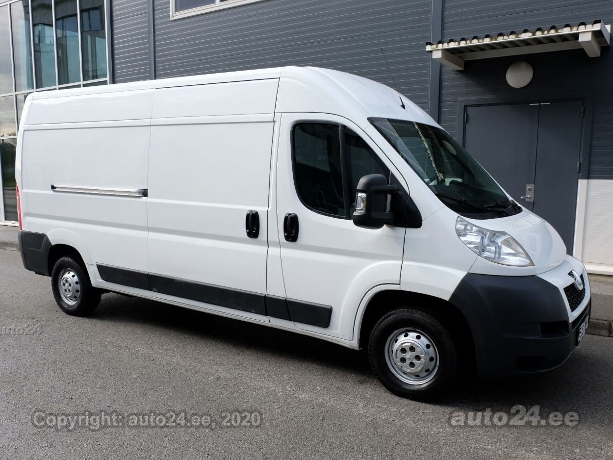 Peugeot Boxer Long Facelift - Photo