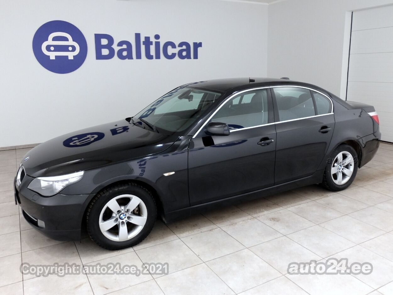 BMW 520 Facelift ATM 2.0 D 130 kW - Photo 2