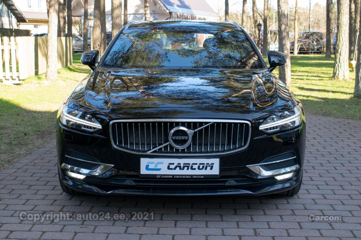 Volvo V90 Inscription Intelli Safe PRO Winter CNG 2.0 T5 Bi-Fuel CNG MY2018  187 kW
