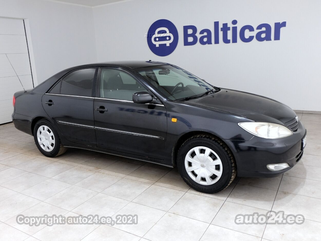 Toyota Camry Linea Sol A-C ATM 2.4 112 kW - Photo 1