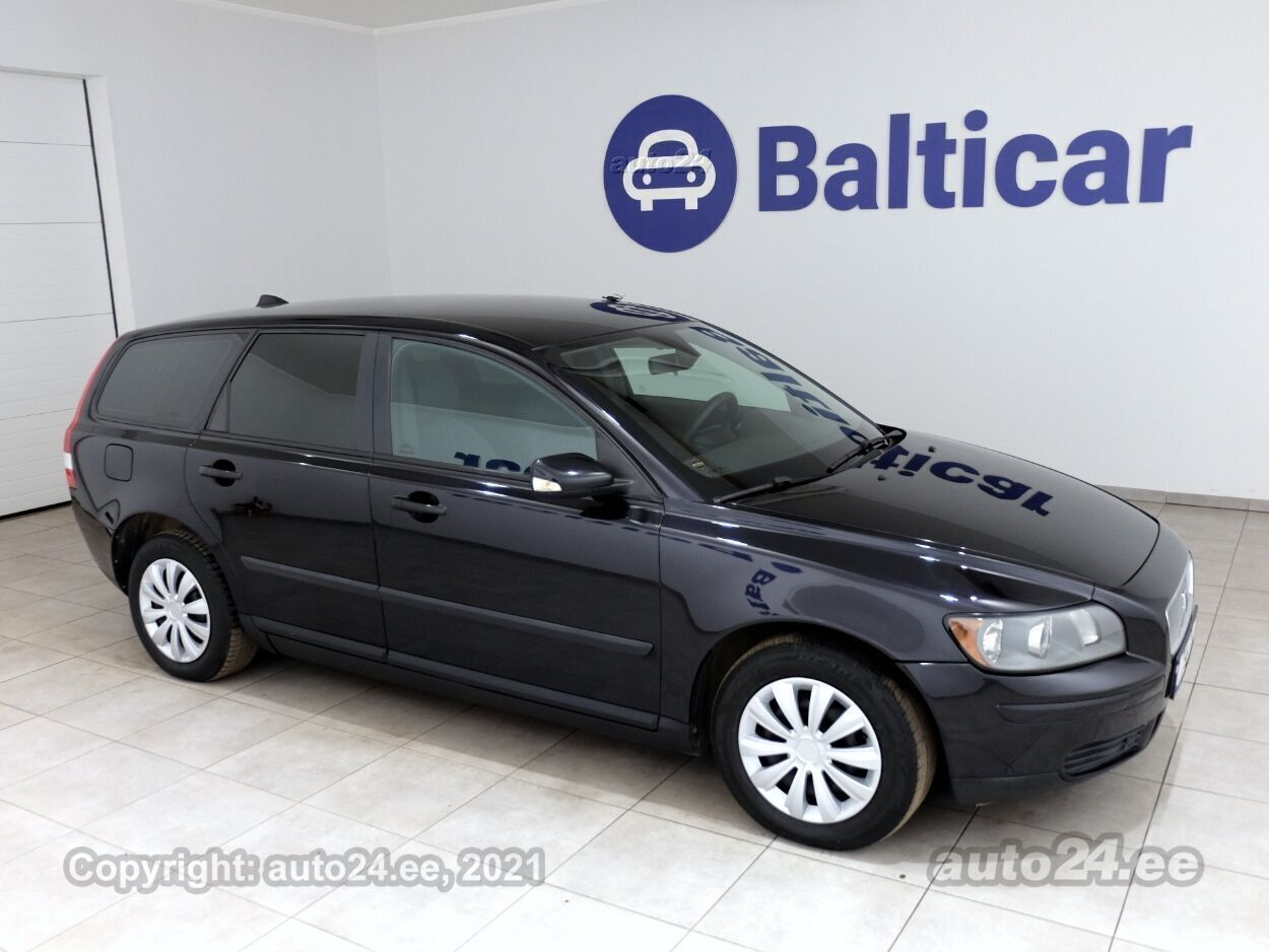 Volvo V50 Momentum - Photo