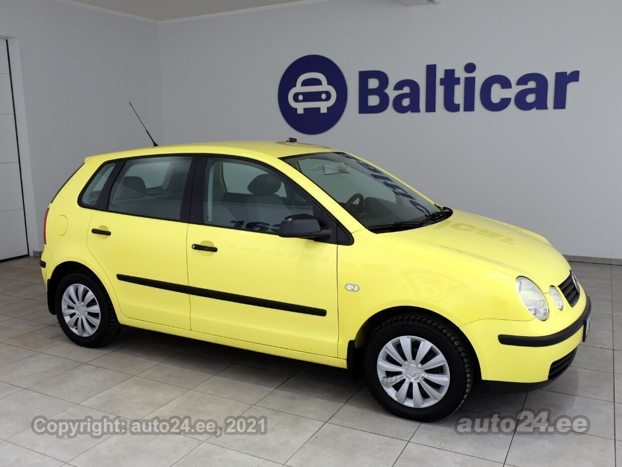Volkswagen Polo Comfortline 1.2 40 kW - Photo 1