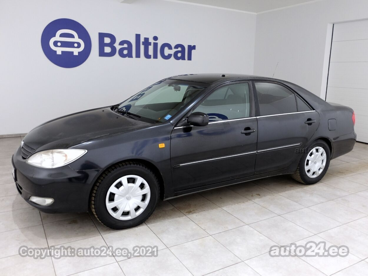 Toyota Camry Linea Sol A-C ATM 2.4 112 kW - Photo 2