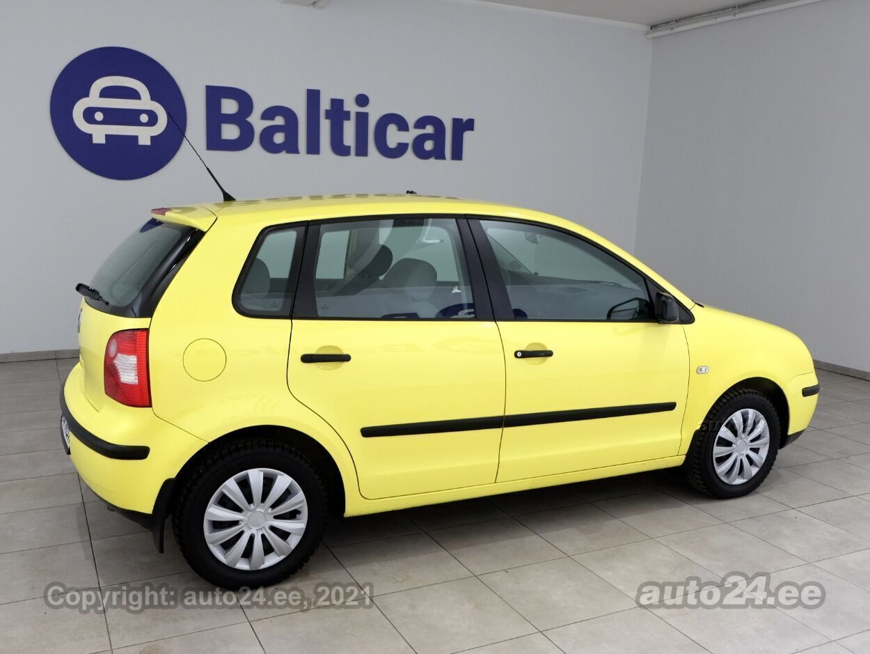 Volkswagen Polo Comfortline 1.2 40 kW - Photo 3