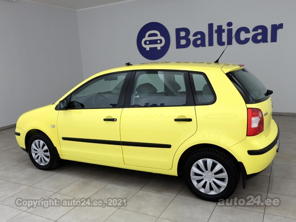 Volkswagen Polo Comfortline 1.2 40 kW - Photo 4