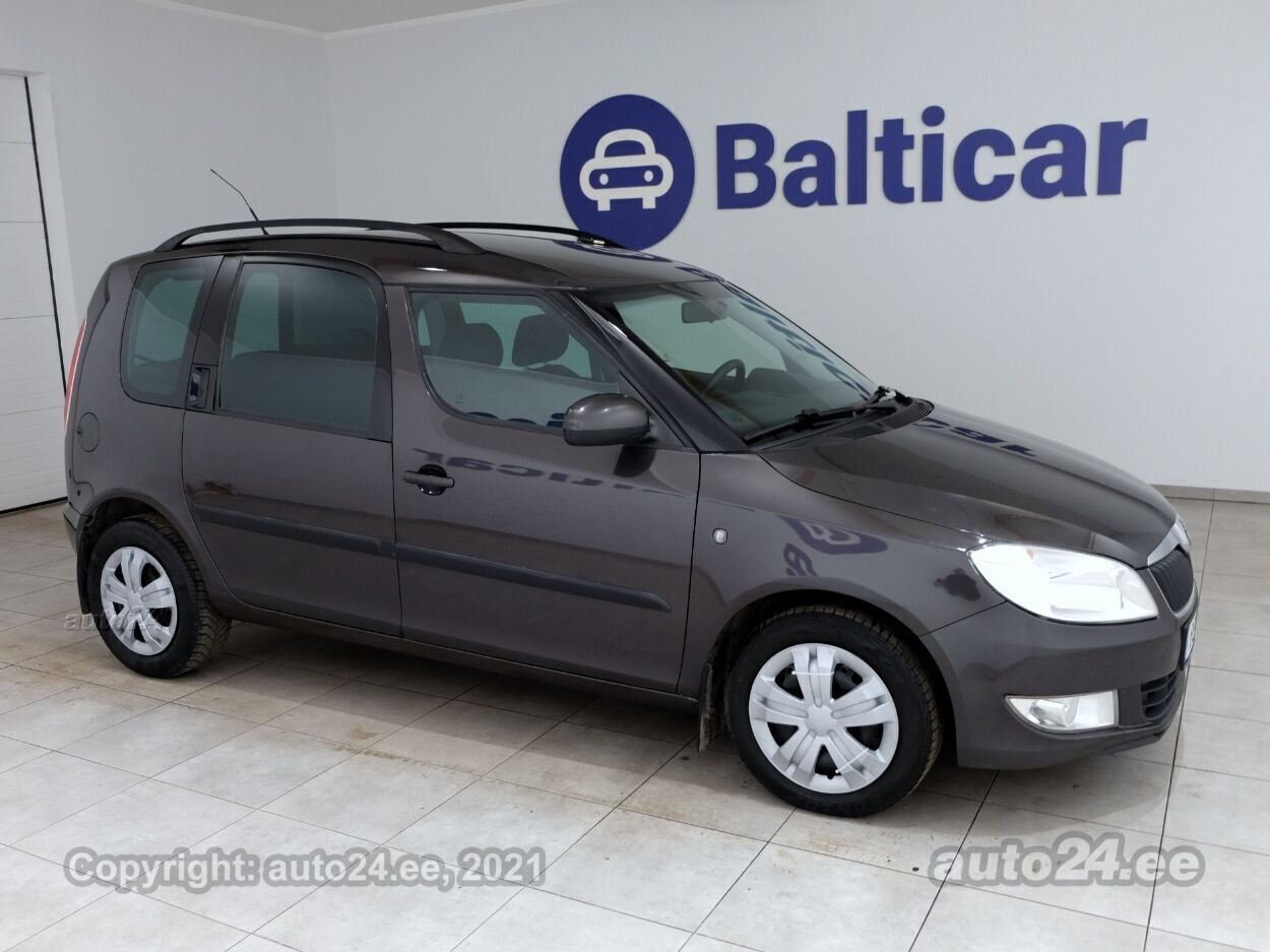Skoda Roomster Comfortline Facelift - Photo
