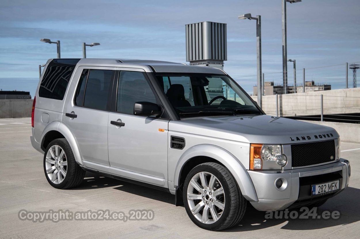 Land Rover Discovery 3 - Photo