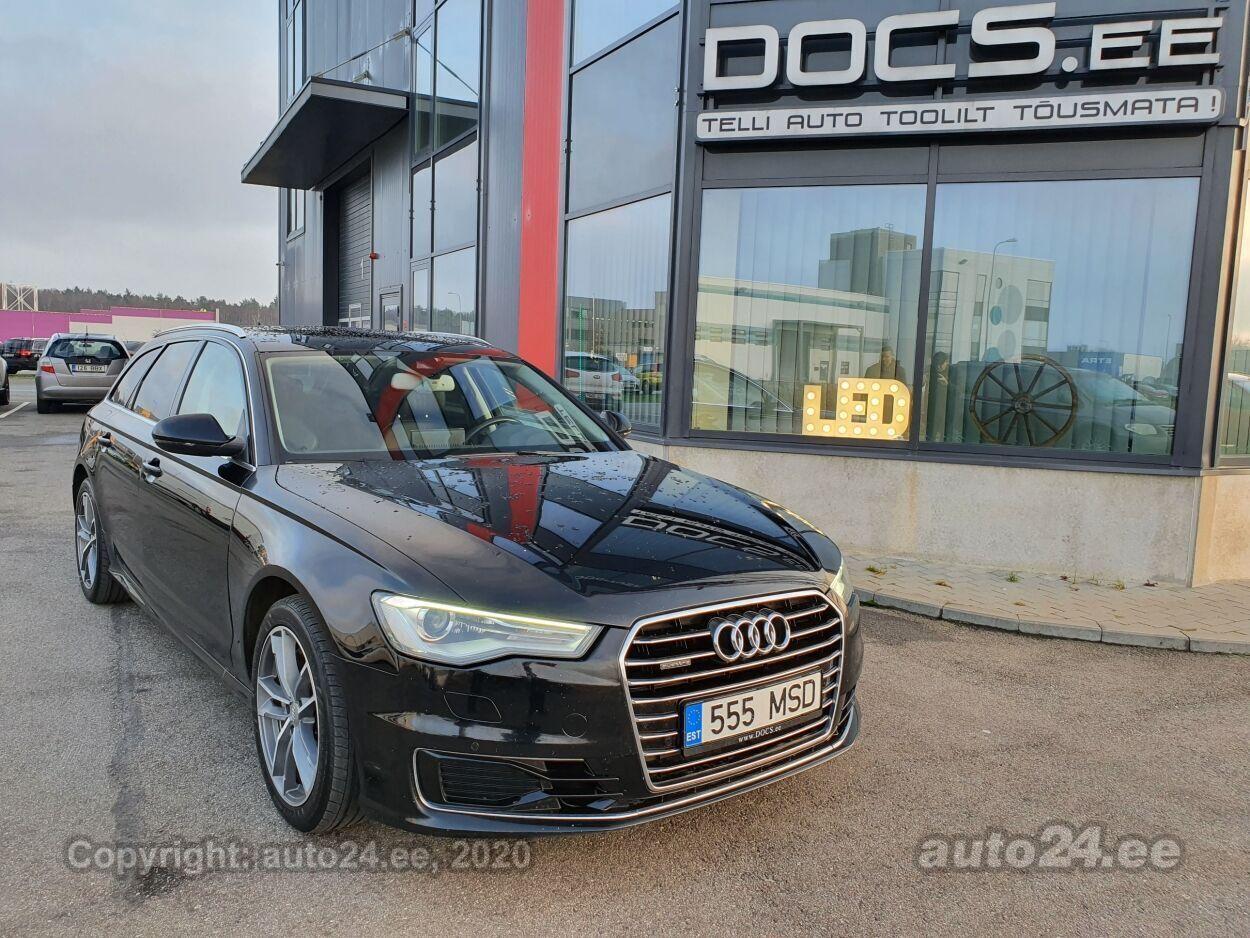 Audi A6 Quattro 3.0 160kW