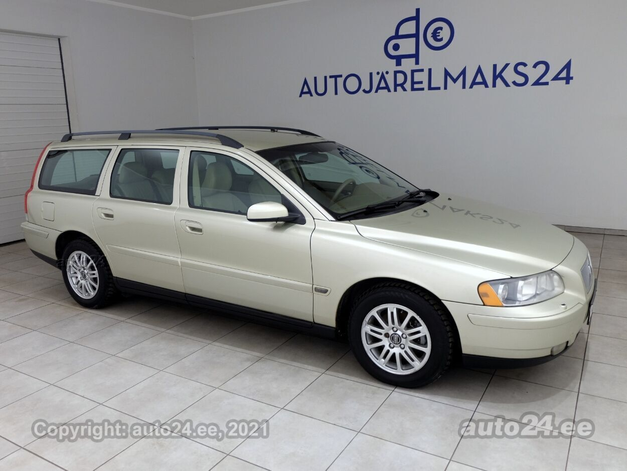 Volvo V70 Facelift ATM - Photo