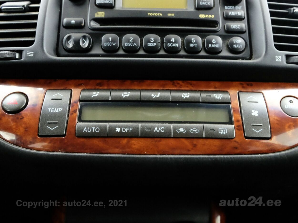 Toyota Camry Linea Sol A-C ATM 2.4 112 kW - Photo 8