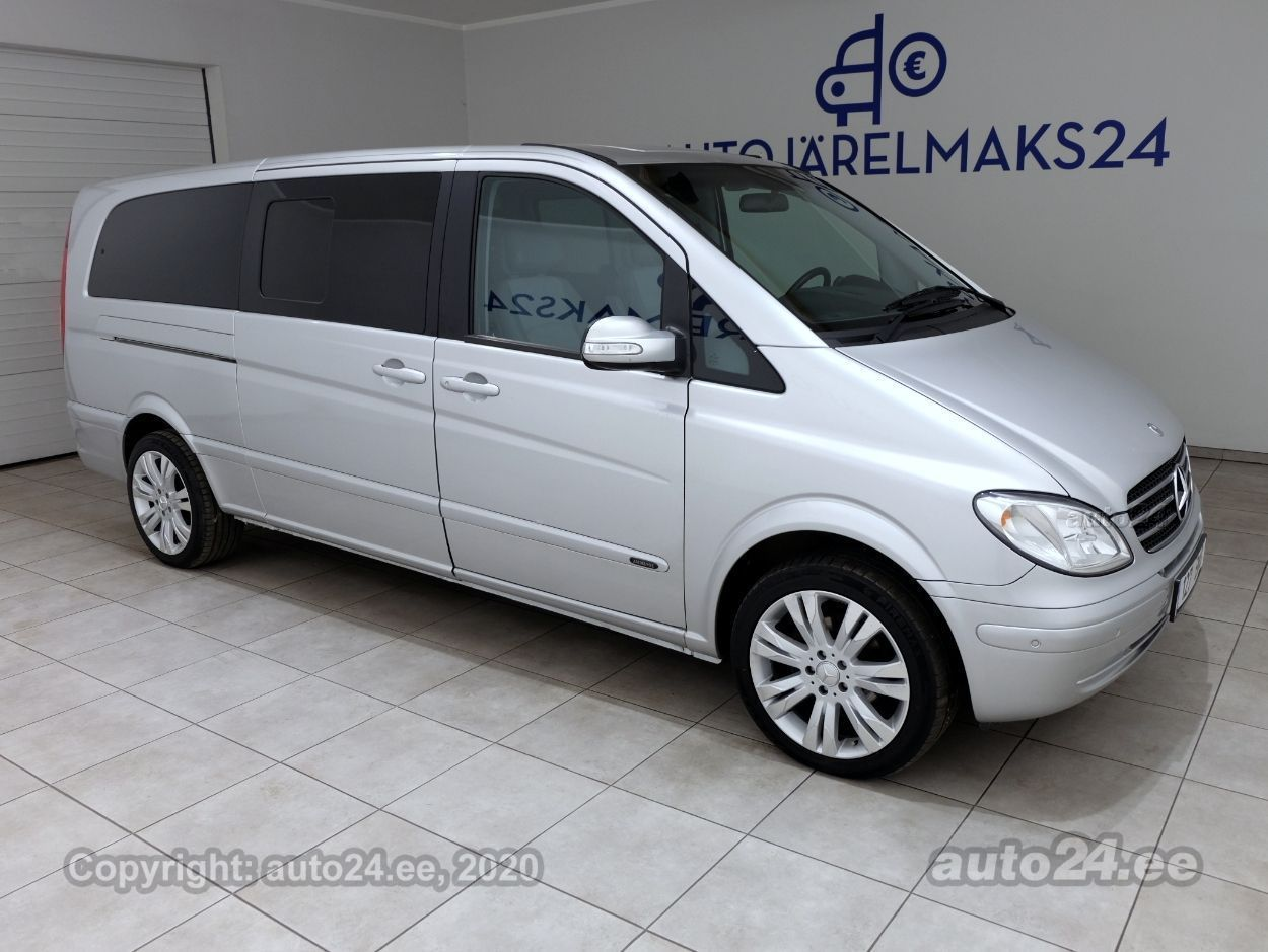 Mercedes-Benz Viano Ambiente Long ATM
