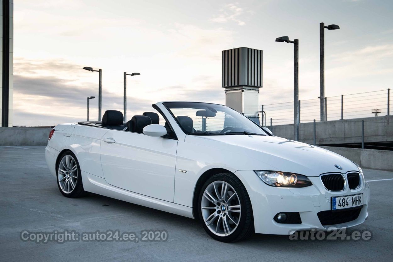BMW 320 M-packet - Photo