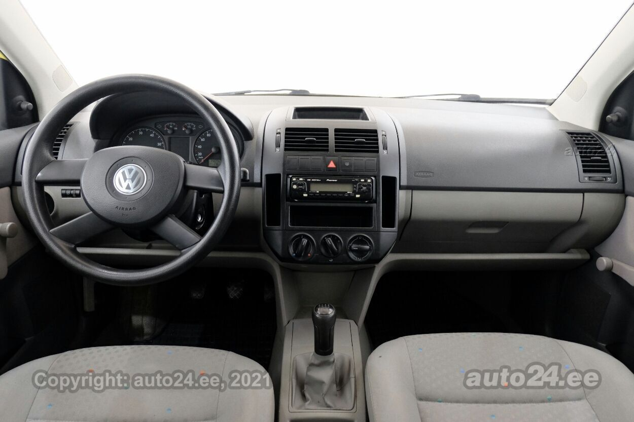 Volkswagen Polo Comfortline 1.2 40 kW - Photo 5