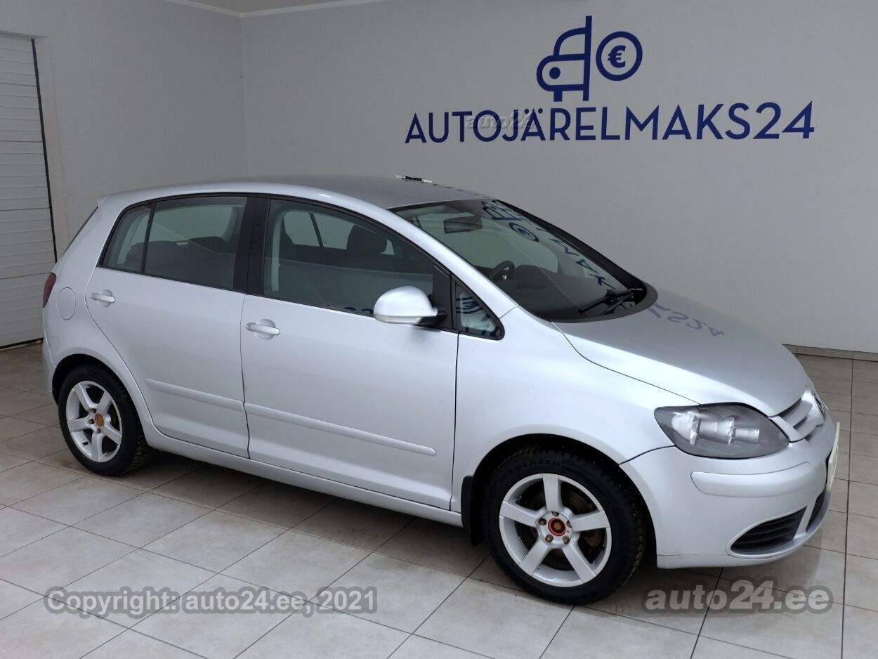Volkswagen Golf Plus Comfortline - Photo