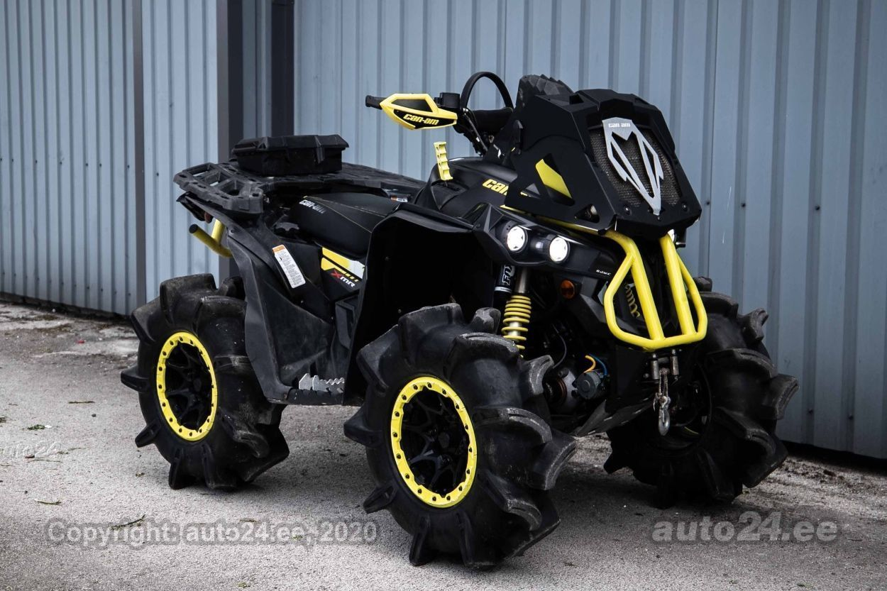Can-Am Renegade 1000 X MR - Photo
