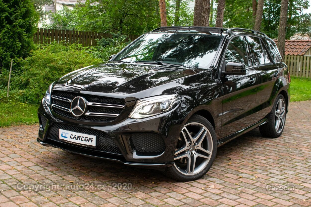 Mercedes-Benz GLE 350 AMG Exclusive Assistance+ Winter Fullopt 3.0 d 190kW