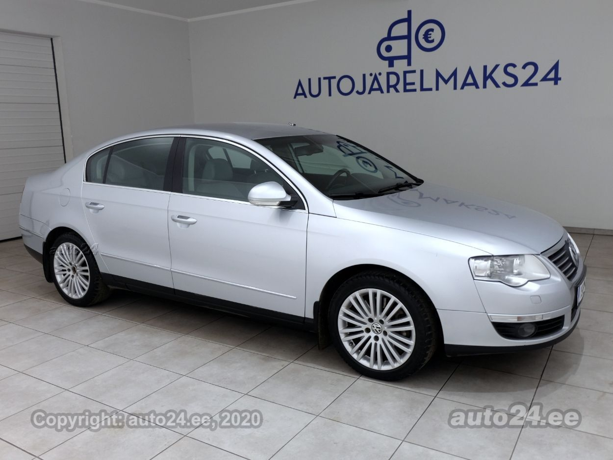 Volkswagen Passat Highline 4Motion ATM