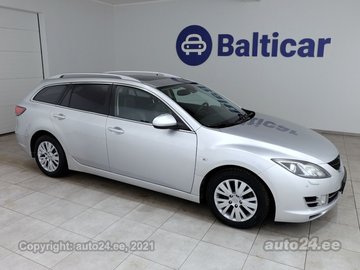 Mazda 6 Luxury 2.0 TD 103 kW - Photo 1