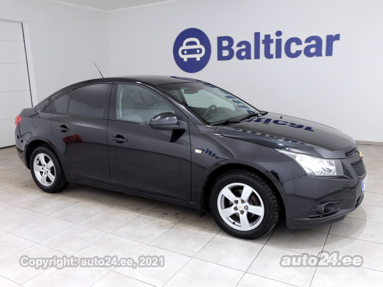 Chevrolet Cruze Comfort ATM 1.6 83 kW - Photo 1