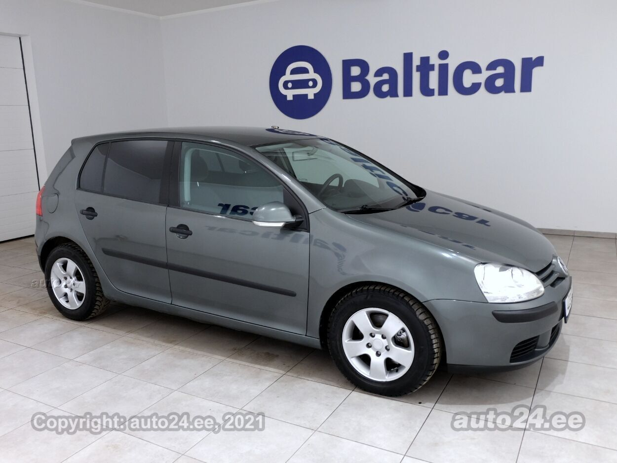 Volkswagen Golf Comfortline ATM 1.9 TDI 77 kW - Photo 1