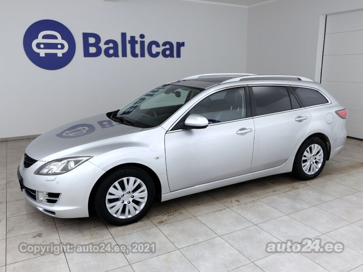 Mazda 6 Luxury 2.0 TD 103 kW - Photo 2
