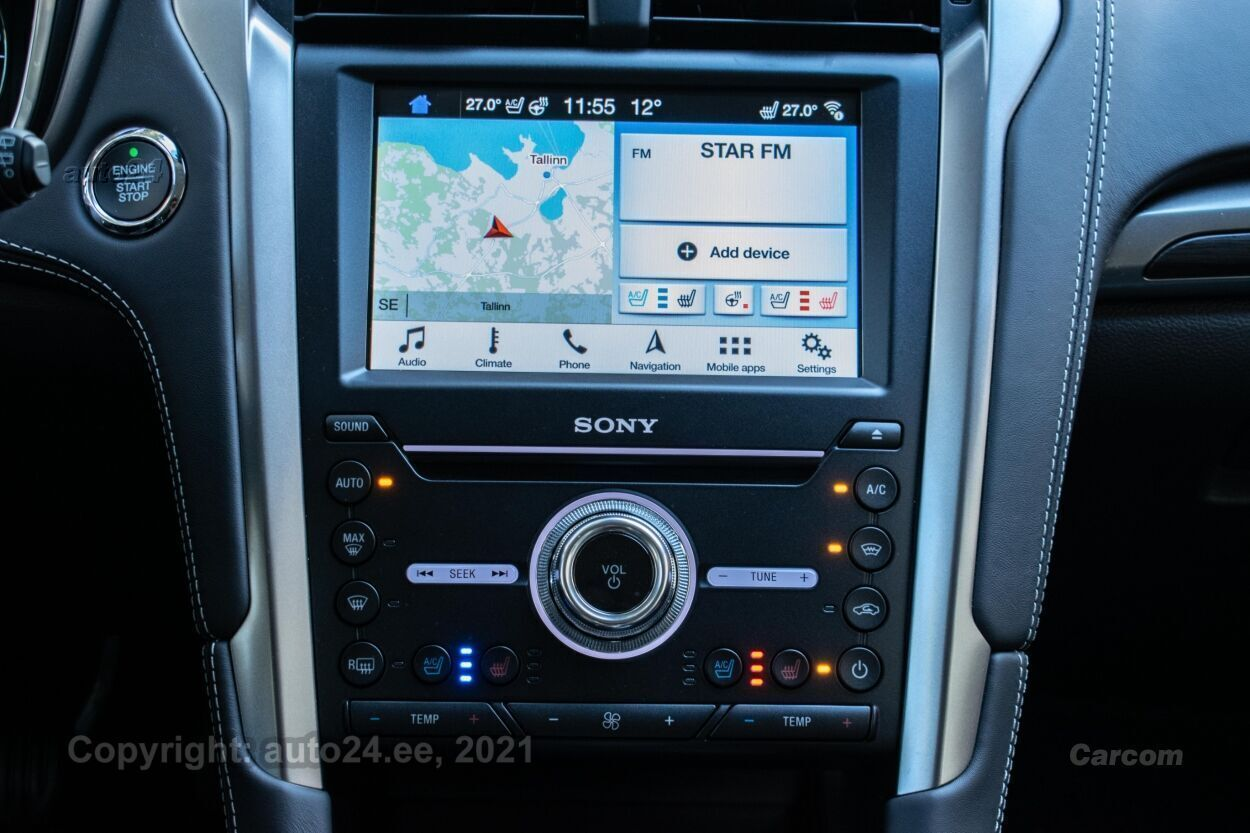 Ford Mondeo Vignale Adv Safety 8k-ATM 2.0 Ecoblue Facelift  140 kW