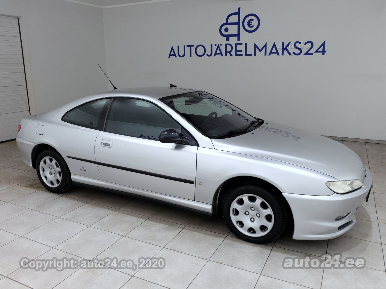 Peugeot 406 Coupe Pininfarina ATM - Photo