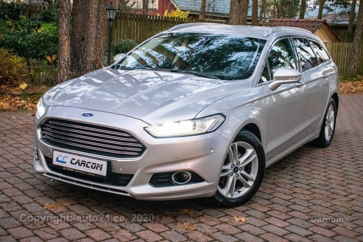 Ford Mondeo Titanium Safety Lux s MY 2018 2.0 TDCi 110kW