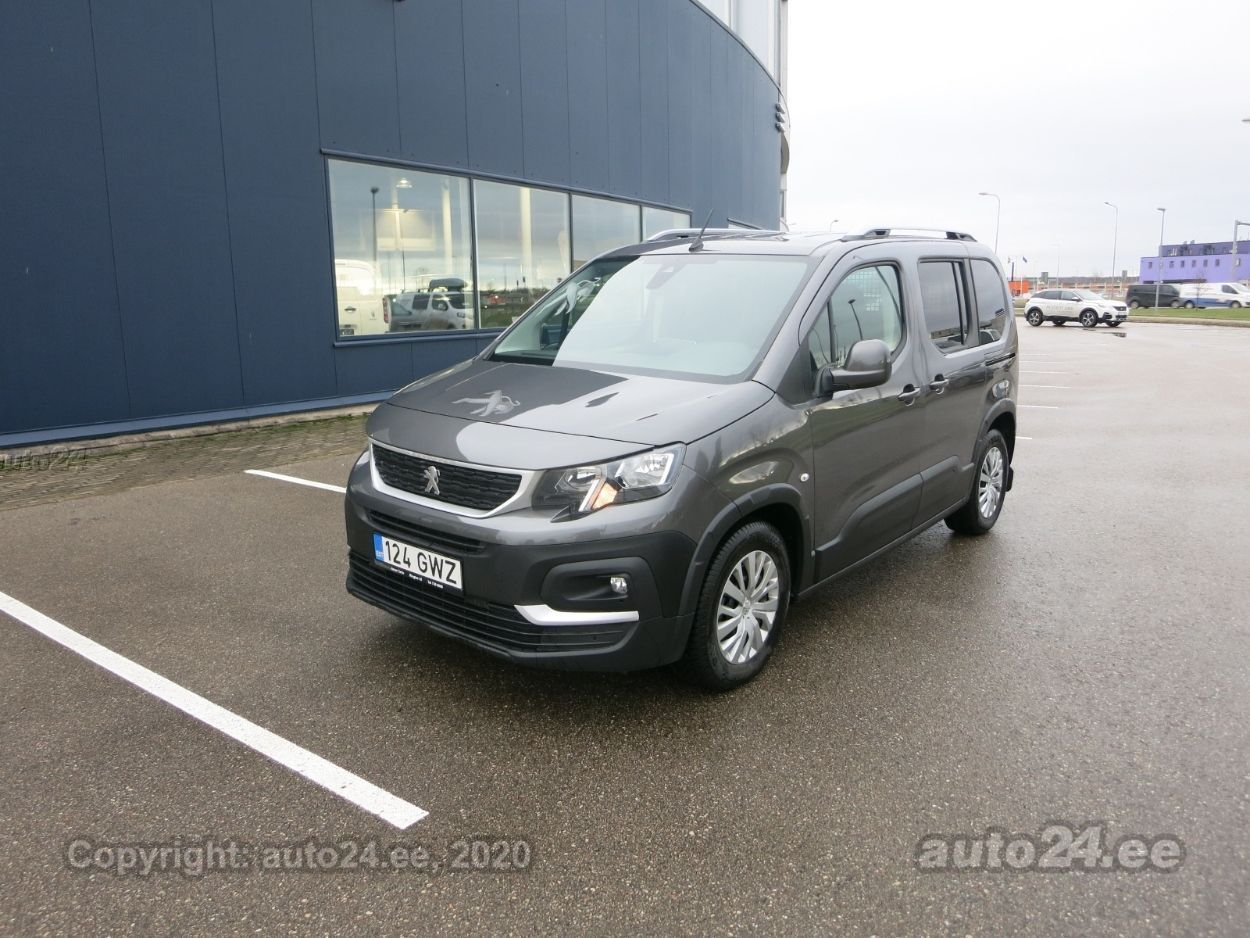 Peugeot Rifter Active Plus N1 1.5 Blue HDi 96kW