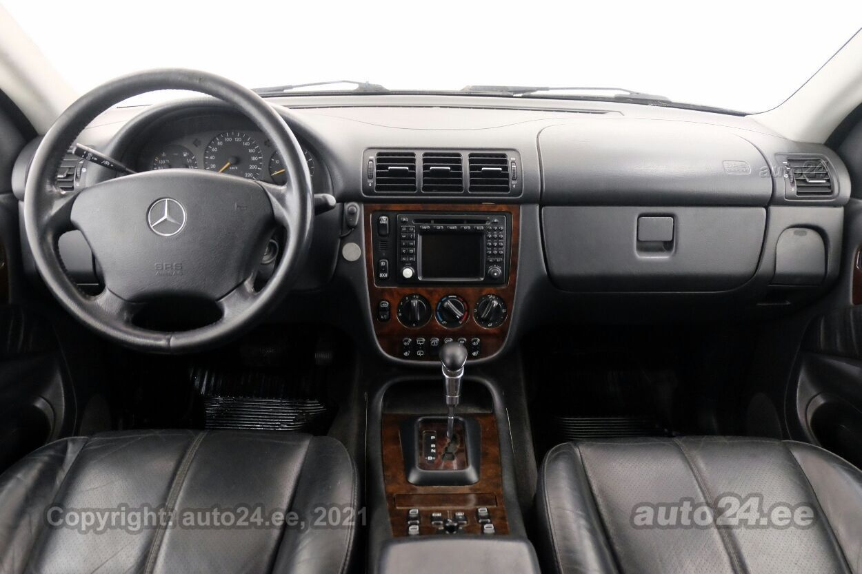 Mercedes-Benz ML 320 AMG 3.2 160 kW - Photo 5
