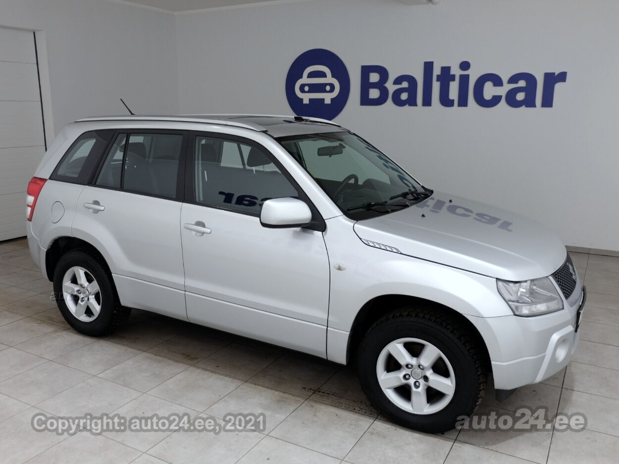 Suzuki Grand Vitara Comfort - Photo
