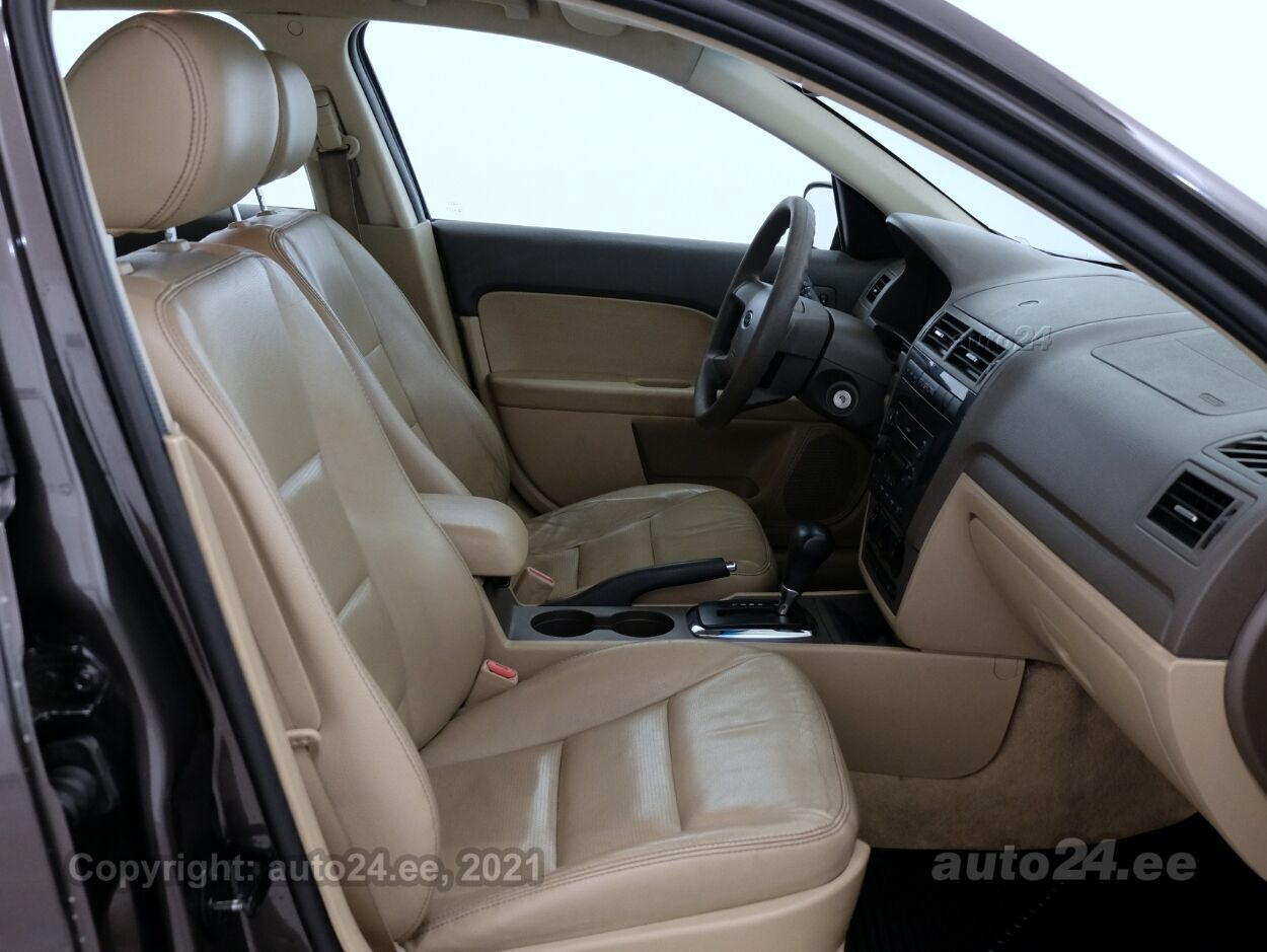 Ford Fusion Luxury ATM 2.3 118 kW - Photo 6