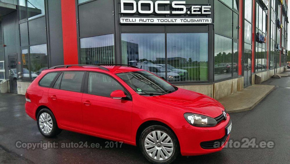 Volkswagen Golf Bluemotion 1.6 77kW