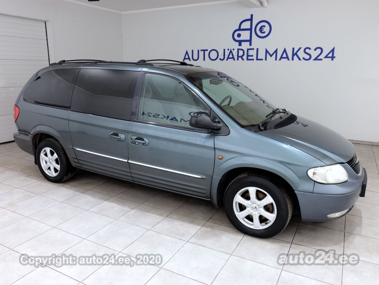 Chrysler Grand Voyager Limited - Photo