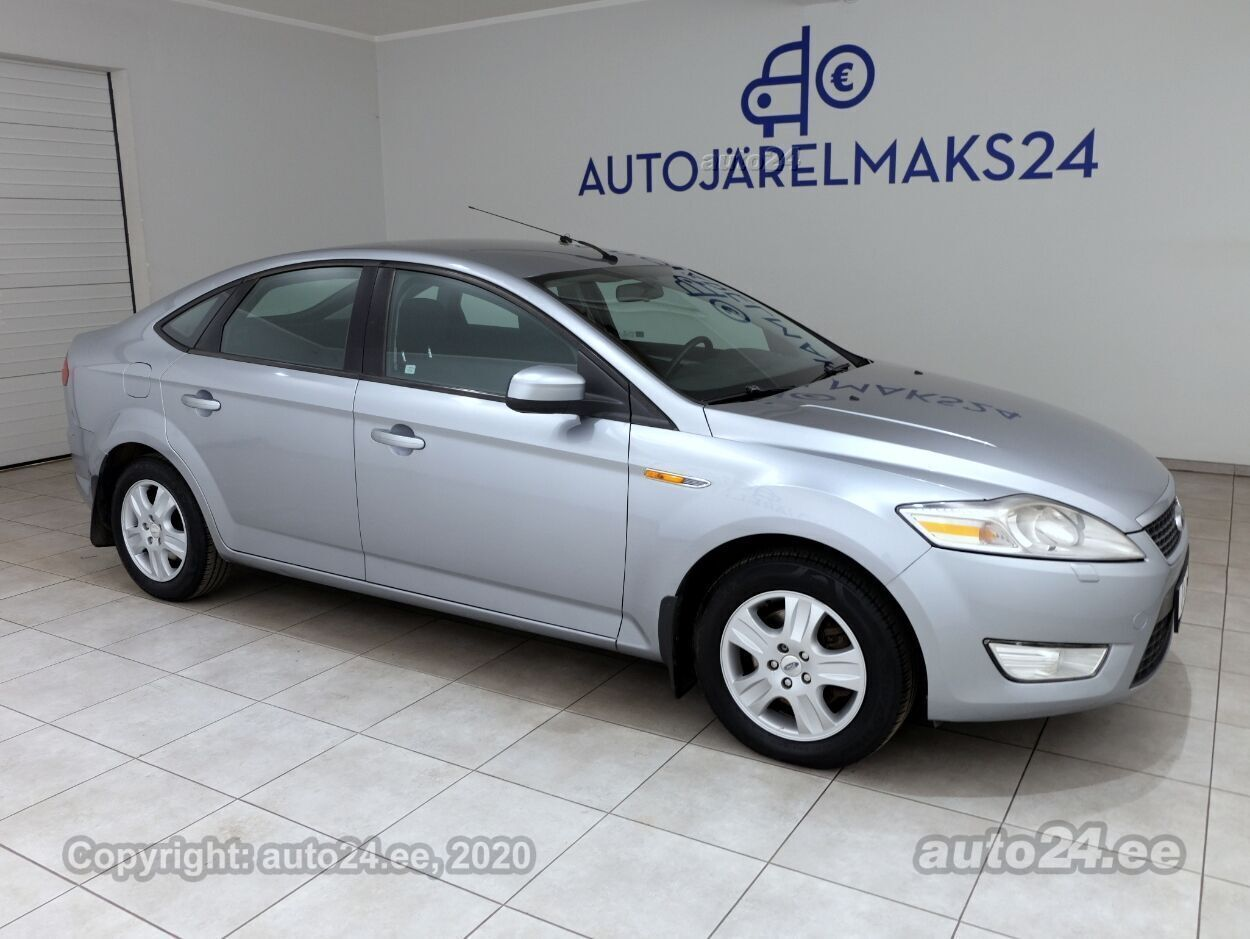 Ford Mondeo Comfort - Photo