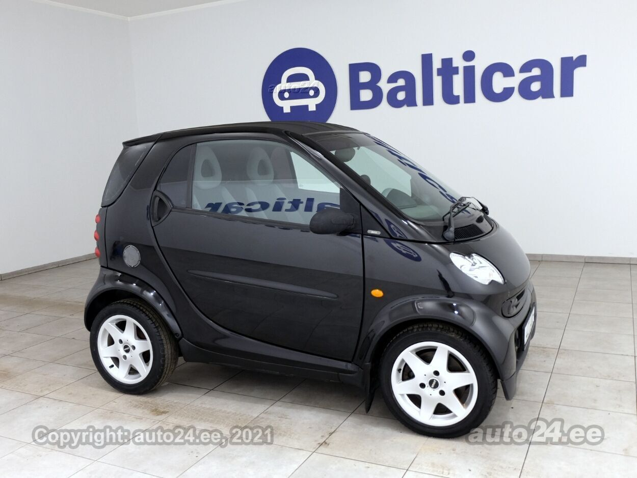 Smart Fortwo City 0.7 37 kW - Photo 1