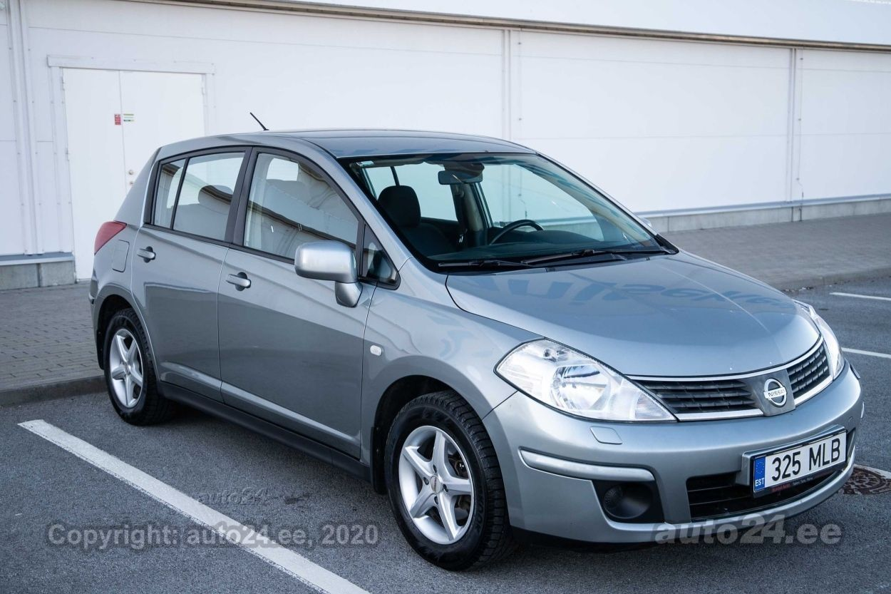 Nissan Tiida Comfort ATM - Photo