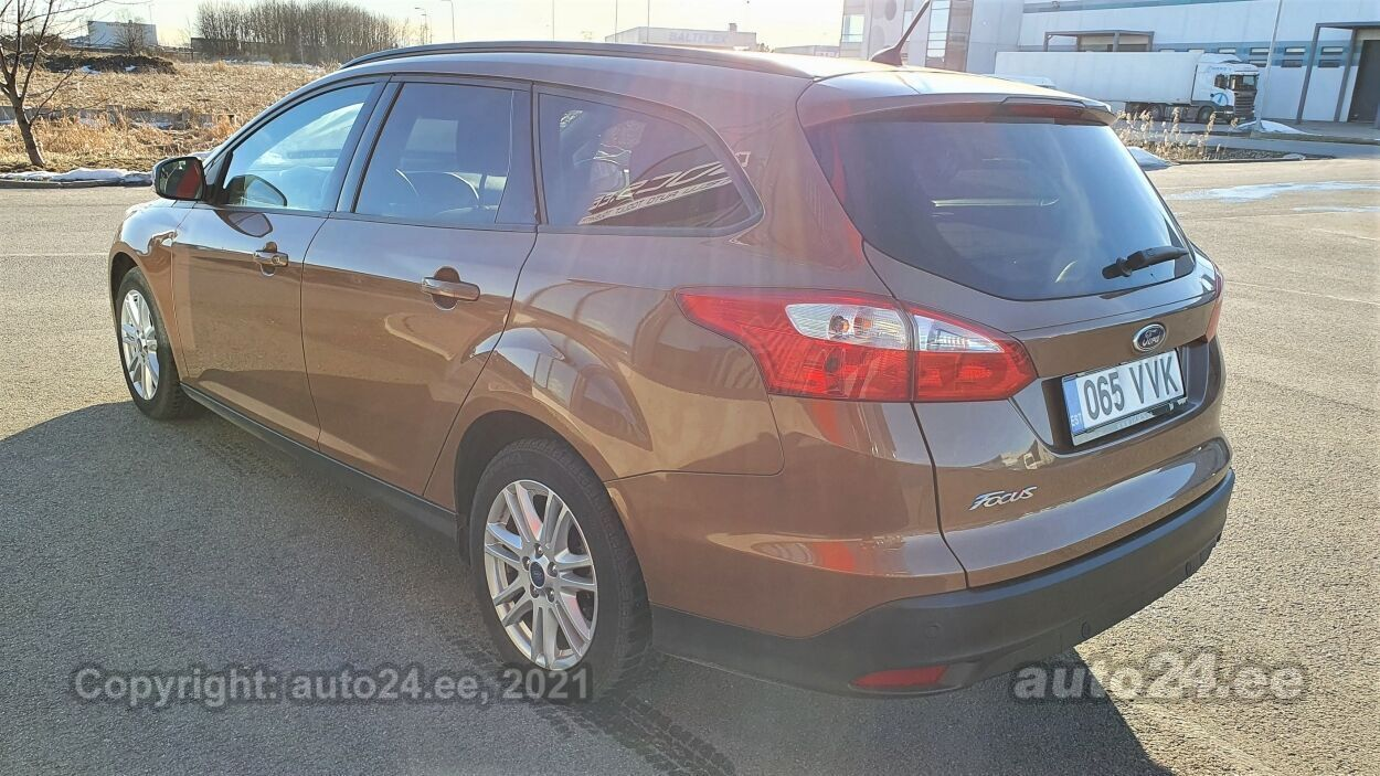 Ford Focus Turnier 2.0 85kW