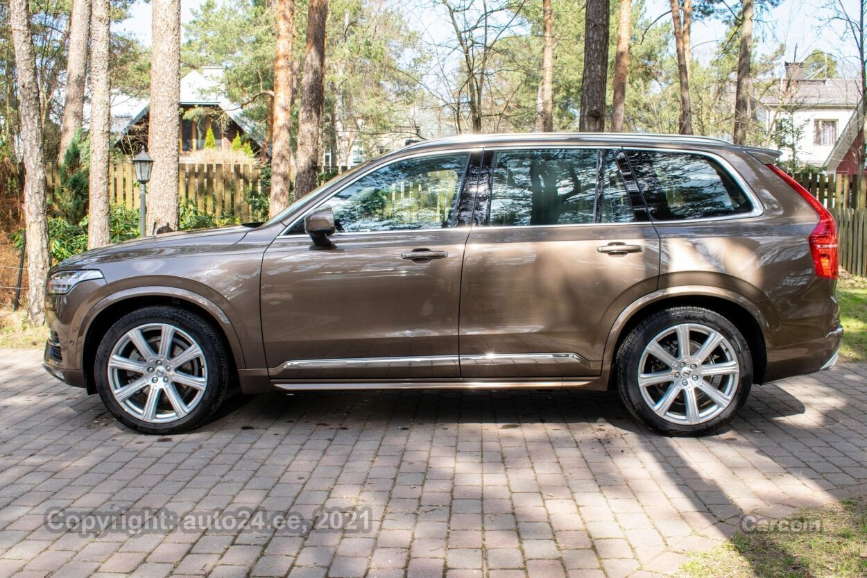 Volvo XC90 AWD Inscription Intelli Safe PRO Xenium 7K 2.0 D5 MY2018  173 kW