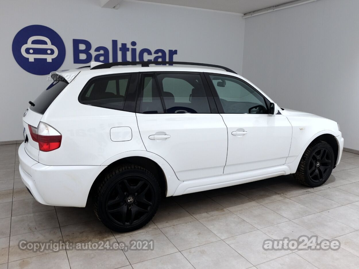 BMW X3 M-Pakett Facelift 2.0 D 110 kW - Photo 3