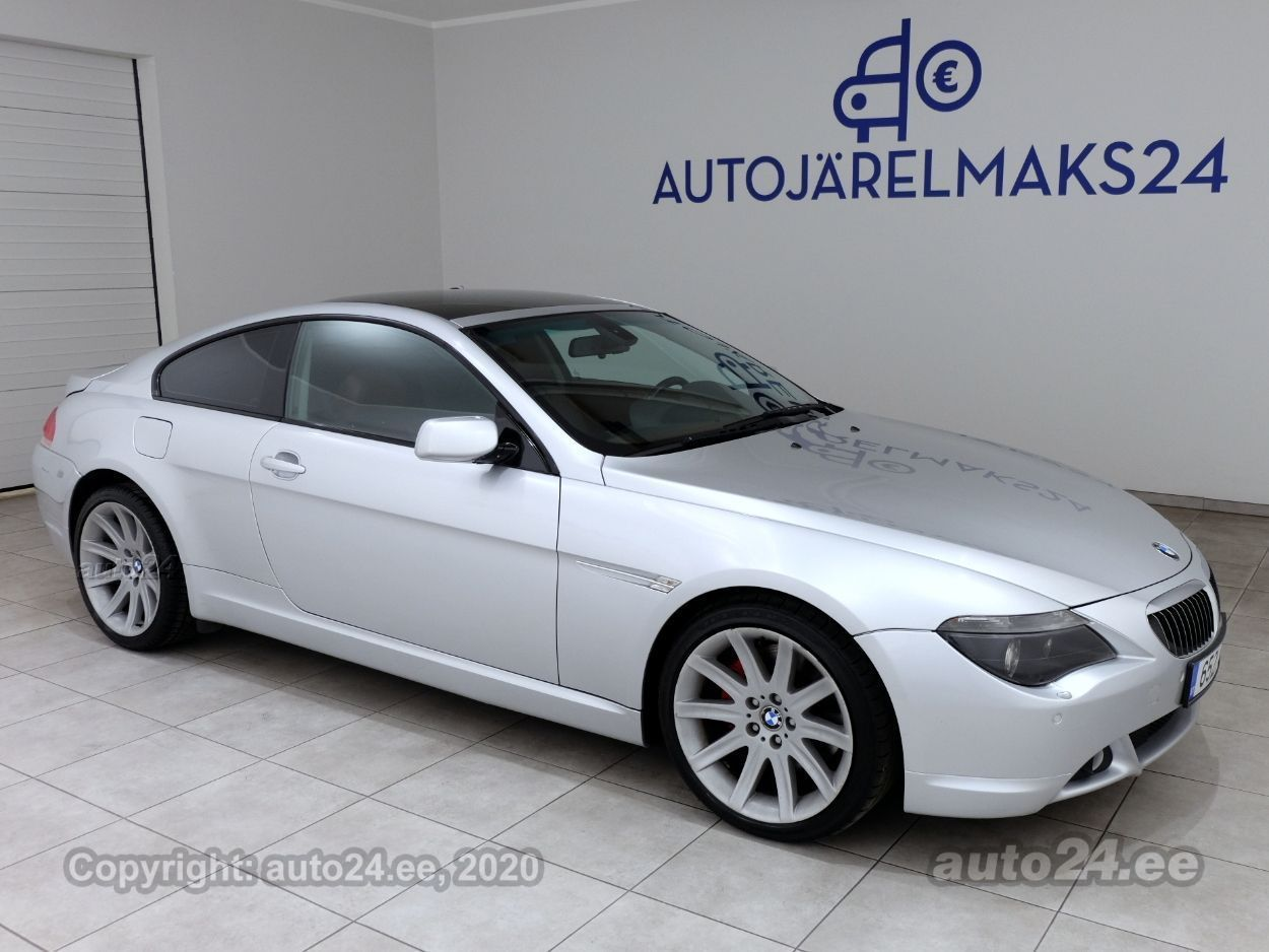 BMW 645 Individual ATM