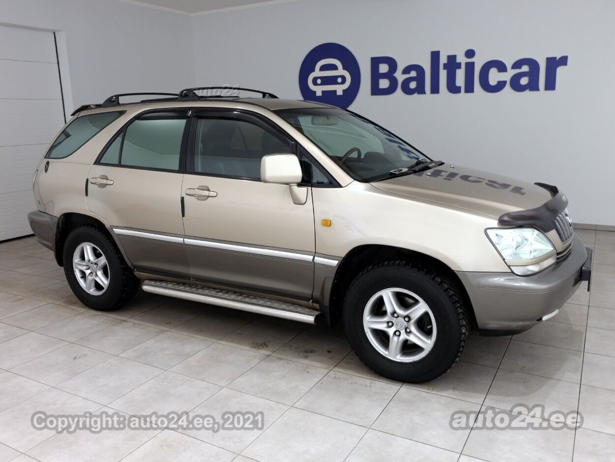 Lexus RX 300 Luxury ATM 3.0 164 kW - Photo 1